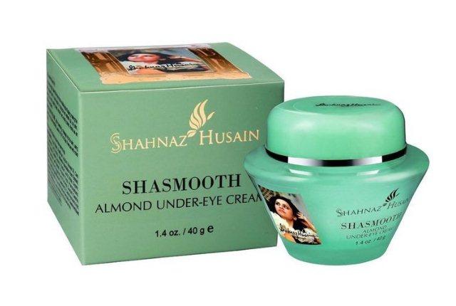 Shahnaz Husain Shasmooth Almond Under Eye Cream