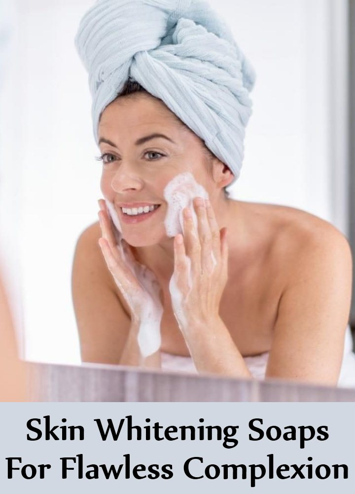 5 Best Skin Whitening Soaps For Flawless Complexion