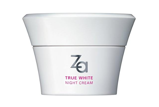 Za True White Night Cream