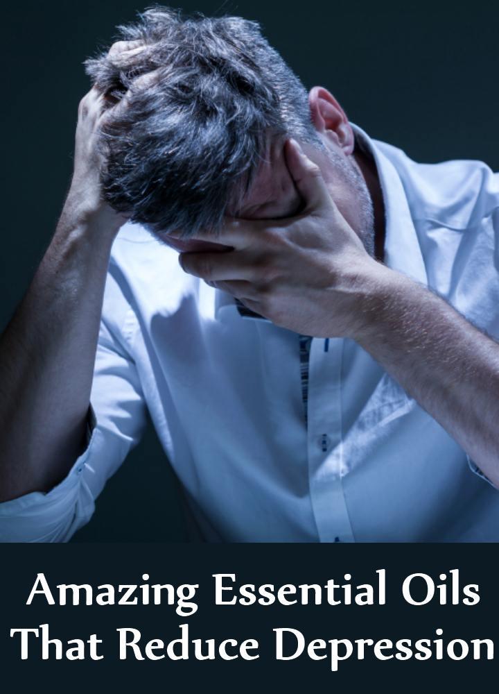 6 Amazing Essential Oils That Reduce Depression