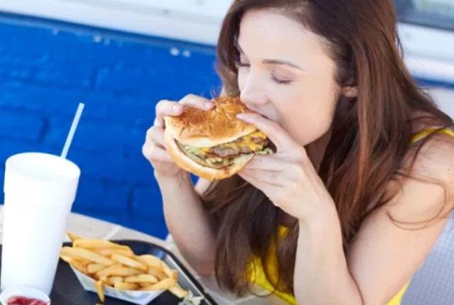 Avoid Eating Fast Food