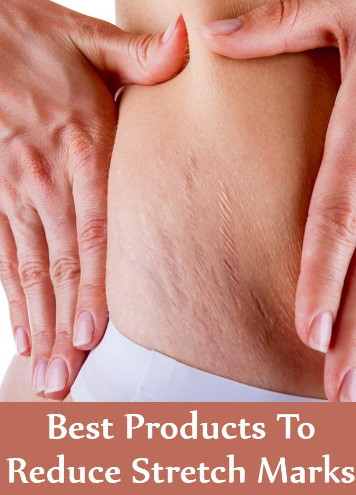 7 Best Products To Reduce Stretch Marks