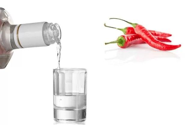 Cayenne Pepper And Vodka