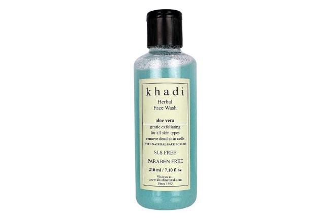 Khadi Aloe Vera Scrub Face Wash