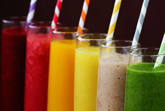 Smoothies & Beverages