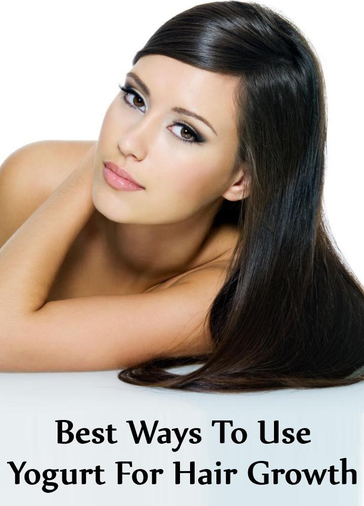5 Best Ways To Use Yogurt For Hair Growth