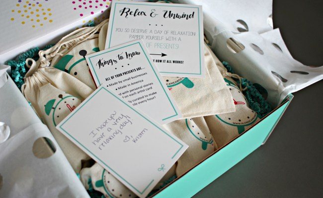 Unique Snail Mail Gift Idea Finding Beautiful Truth