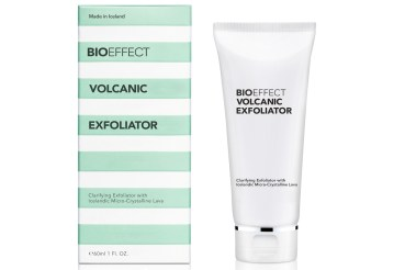 BIOEFFECT Facial Exfoliator with a Touch of Icelandic Lava