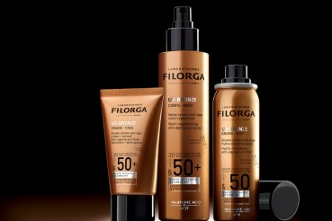 Filorga UV-Bronze: High Protection With Antiaging Skincare Properties