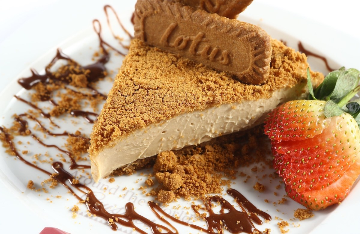 Dessert Goals: Kris Kros Lotus Cheesecake Recipe