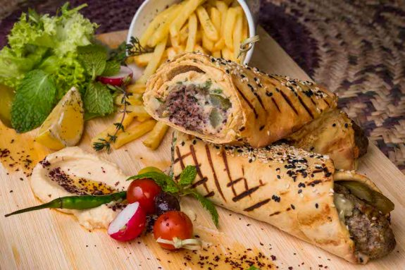 Mama Tani Café: Experiencing Home Away from Home Emirati Cuisine