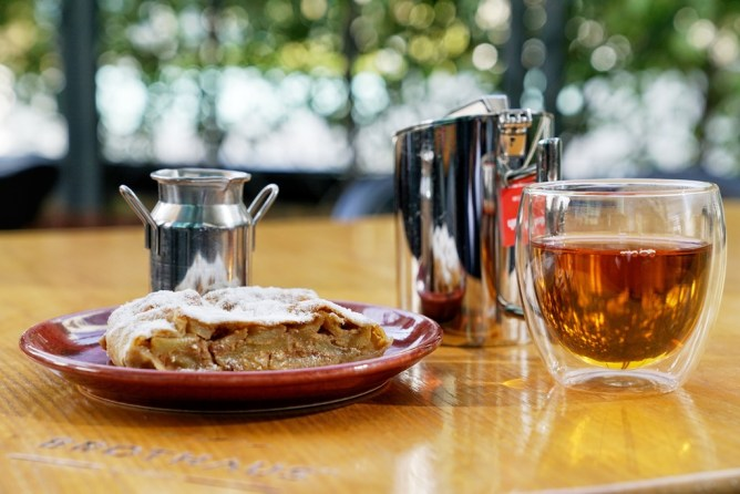 Brothaus Bakery-Bistro: Best German Bread on this Side of the Rhine