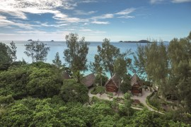 Luxurious Castaway Seclusion at Constance Tsarabanjina