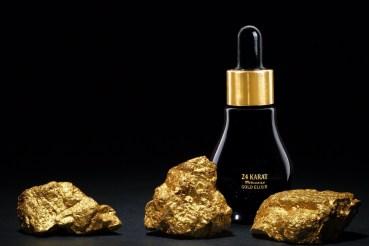 Beauty Spotlight: 24 Karat Mehrunisa Gold Elixir