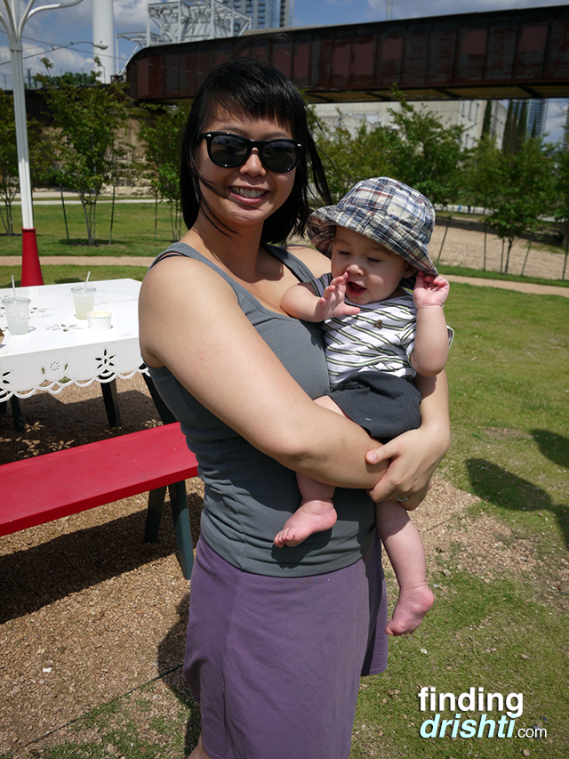My first mother's day, 2012