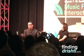 Fred Armisen and Carrie Brownstein!