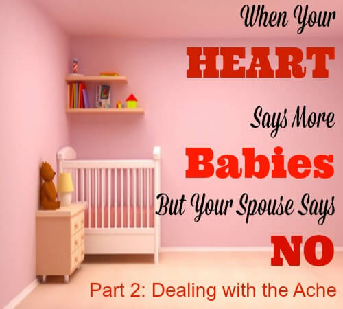 When Your Heart Says More Babies, But Your Spouse Says No Part 2