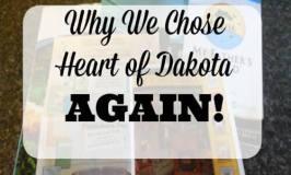 Why We Chose Heart of Dakota
