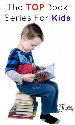 The Top Book Series For Kids