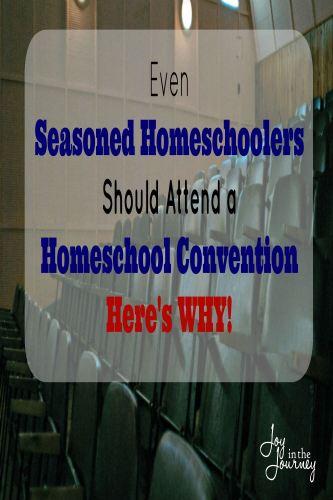 Even Seasoned Homeschoolers Should Attend a Homeschool Convention