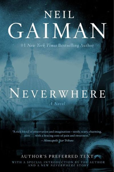 Read something new with 25 books in 8 different genres - Neverwhere