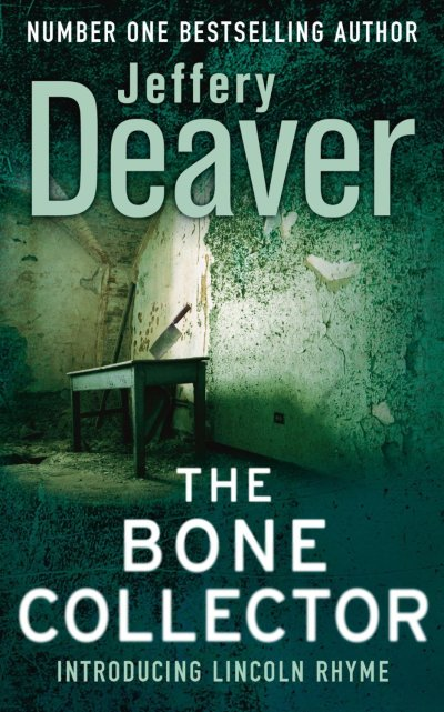 Read something new with 25 books in 8 different genres - Bone Collector