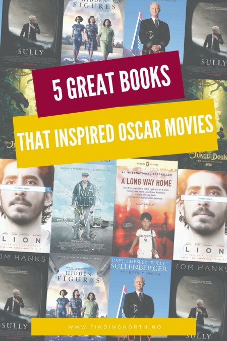 5 great books that inspired Oscar movies