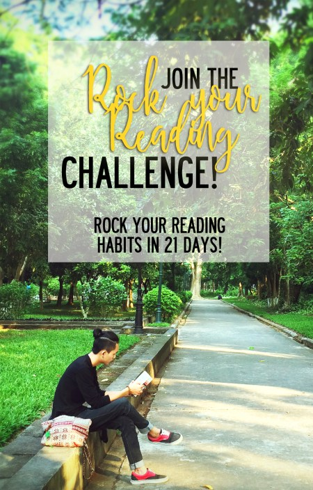 Rock Your Reading - 21 days to epic reading habits