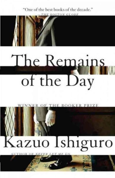 Read something new with 25 books in 8 different genres - the Remains of the Day