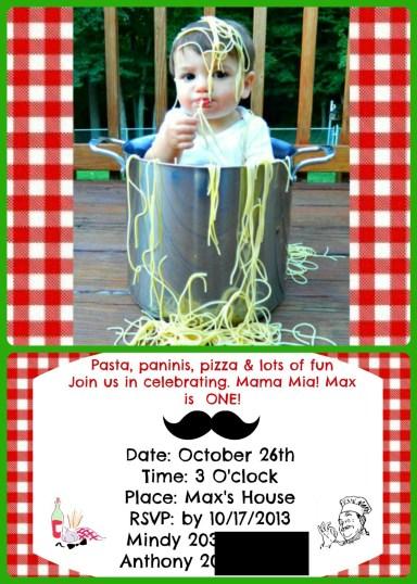 Make invitations using Picmonkey.com
