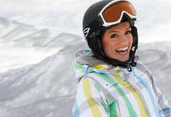 Skiing at Brighton 2012