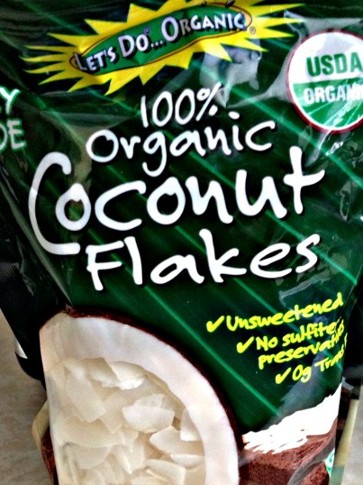 huge unsweetened coconut flakes