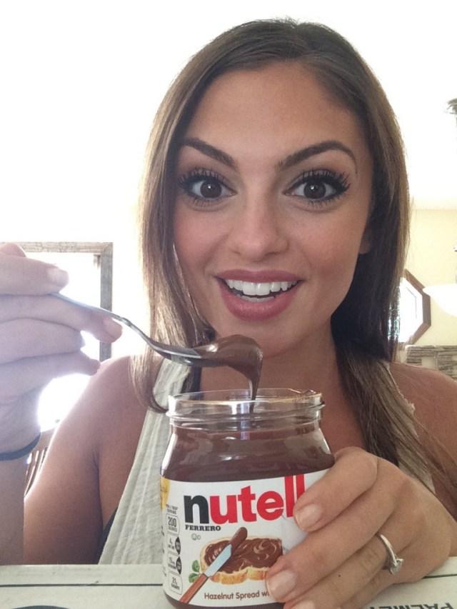 Nutella.  Yaaaaas