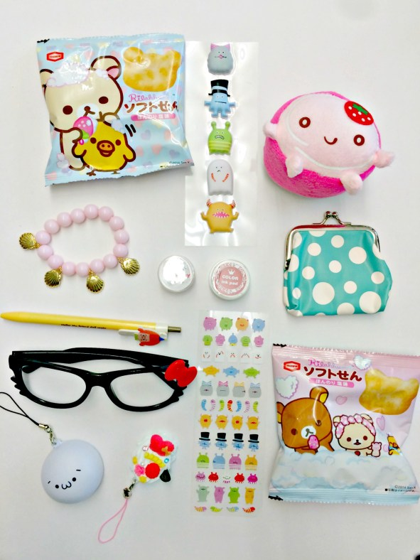 Kawaii Subscription Box is the cutest gift idea for girls