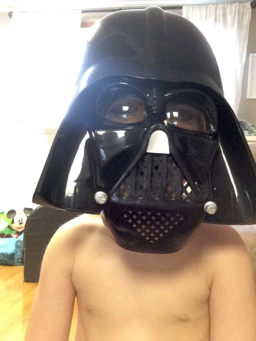 max is darth vader