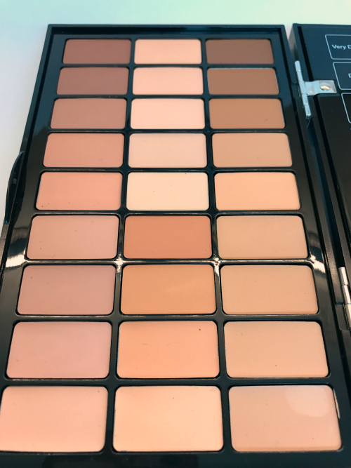 Bobbi Brown BBU palette stick foundations