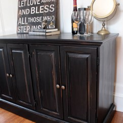 Kitchen Buffet Furniture The Honest Com Susannah (before And After) - Finding Silver ...