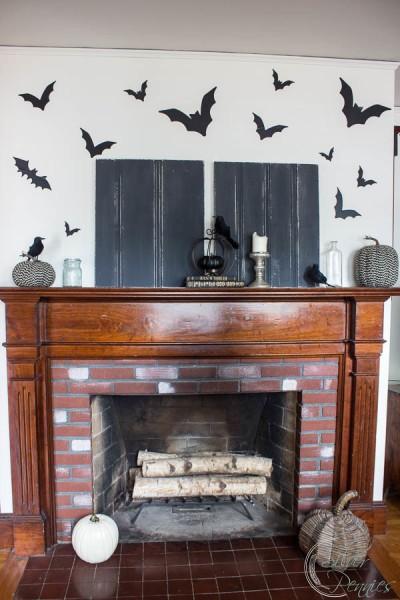 Bats In Fireplace Chimney