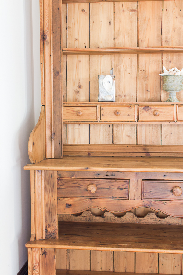 A Welsh Dresser Amp Reviving Wood Finding Silver Pennies