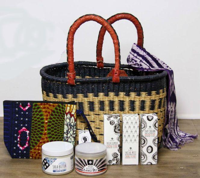 Alaffia Gift Basket
