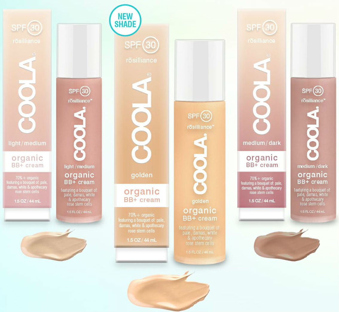 Rosilliance Mineral BB+ Cream Tinted Organic Sunscreen SPF 30 by coola #6