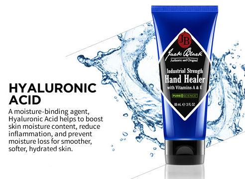 Hyaluronic Acid Hand Healer