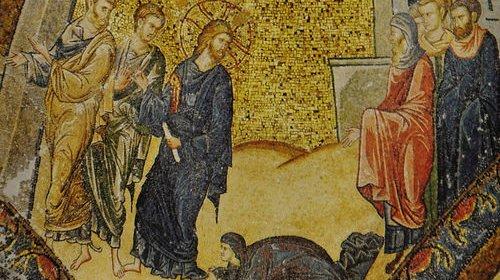 The Canaanite Woman's Demon-Possessed Daughter