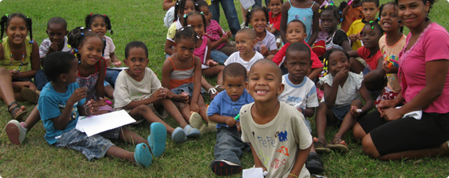 DAY FOURTEEN: Prayer For Youth In The Dominican Republic