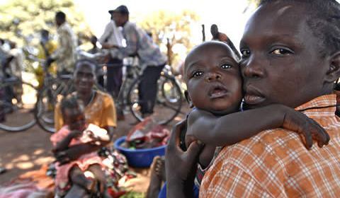 DAY FIFTEEN: Prayer For Displaced People In Sudan
