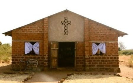 DAY TWENTY-ONE: Prayer For The Church Around The World