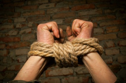 DAY SEVEN: Prayer For Victims Of Human Trafficking