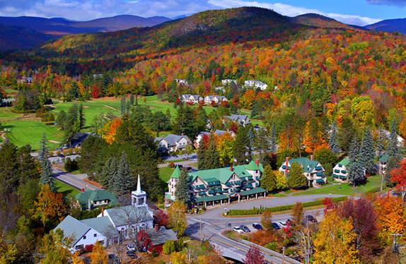 New Hampshire retreat centers