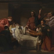 Restoration Of The Daughter of Jairus