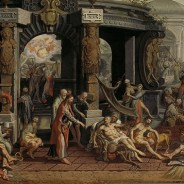 A Paralytic At The Pool Of Bethesda